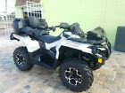 2015 CAN AM OUTLANDER MAX XT 800R LOW HOURS 1 YR OEM WARRANTY GPS EXTRAS