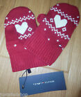 Tommy Hilfiger toddler girl winter mittens L/XL New BNWT
