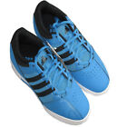 Adidas Quickforce 24/7 blue childrens badminton indoor sports trainers M17501