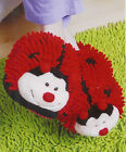 SALE!  Kids Fuzzy Friends Slippers Fit to Size 3 - Styles UNISEX Holiday NEW