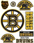 Boston Bruins Iron On T Shirt / Pillowcase Fabric Transfer #1 $5.99 USD on eBay