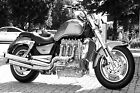 CLASSIC TRIUMPH MOTORCYCLE CANVAS #40 RETRO MOTORBIKE A1 A3 PICTURE WALL ART £29.99 GBP on eBay