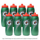 Gatorade 32oz. Squeeze Water Bottles Used by NHL, NBA and MLB Sports Teams