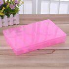36 Compartments Practical Adjustable Plastic DIY Nail Box for Bead Rings Jewelry