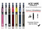 NEW Electronic e Shisha Rechargeable e Cigarette Pen Premium 1100mah Battery UK