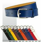 "Внешний вид - Champro Real Leather Baseball / Softball Belt 28"" to 50"" Waist in 10 Colors A063"