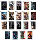 Marvel / DC Heroes - iPad Case - iPad 2/3/4 / AIR / AIR 2 / PRO / MINI 1/2/3/4