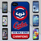 Chicago Cubs Cubbie Bear World Series Champions for iPhone & Galaxy Case Cover