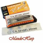 Seydel Harmonica - 10312 Session Steel Country (SELECT KEY) NEW