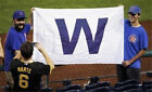 100X Official 2016 World Series Champion Champs MLB Chicago Cubs 3' X 5' W Flag