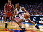 Muggsy Bogues Charlotte Hornets Tyrone Retro Vintage Giant Wall Print POSTER on eBay
