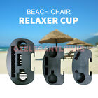 Zero Gravity Lounge Chair Cup Holder w/ Mobile Device Slot & Snack tray 3 Sizes