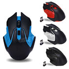 2.4GHz 3200DPI Wireless Ottico Gaming Mouse Mice Per Computer PC Laptop Nuove