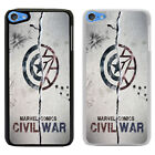 Marvel Posters Civi War Printed PC Case Cover - S-T2559