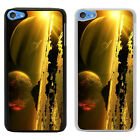 Planets Galaxies Space Printed PC Case Cover - S-T2450
