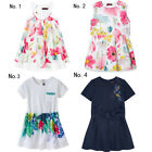 Catimini Robe Girls' Clothing Summer Dress Size 12M-12A