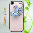 Funny Gecko Lizard Pictorial Pictorial Hard Case for iPhone