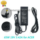 65W AC Adapter Charger for Acer Aspire 1650 3680 5253 5315 5349 5517 5532 5534