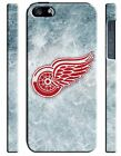 Detroit Red Wings Logo iPhone 5S 5c 6S 7 8 X XS Max XR 11 Pro Plus SE Case 2 $16.95 USD on eBay
