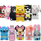3D Cartoon Animal Soft Silicone Case Phone Back Cover Skin for Huawei P9/P9 Lite