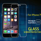 9H High Quality Tempered Glass Screen Protector Guard For Apple iPhone 7 I phone