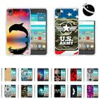 For LG K6P / LG X Power Slim Fitted Cover Bumper Flexible Armor TPU Case