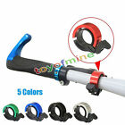Bike Bicycle Bell Alloy Loud Sound Handlebar Safety Horn