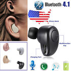 Mini Wireless Bluetooth 4.1 In-ear Earbud Sport Stereo Headphone Earphone iphone