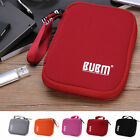 BUBM USB Disk Waterproof Digital Storage Bag Data Cable Organizer Case Travel
