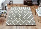 Arab Moroccan Style Beige Cream Quality Thick Rug Runner Comes In 4 Sizes