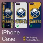 Buffalo Sabres ice hockey team Case Cover iPhone 5s 5c 6 6+ 6s 6s+ 7 7+ #ID