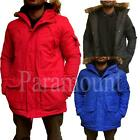 Youth Detachable Fur Trim Hood Parka Jacket  Boys Size