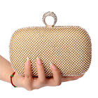 New Bridal Clutch Ms Crystal Evening Prom Clutch Bag Party Fashion Handbag Purse