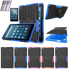 """Heavy Duty Protective Cover Case for Amazon Fire HD 8"""" (6th Gen, 2016 Modle)"""