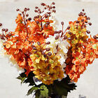 "32"" Artificial Silk Daffodil Plant Flower Wedding Party Decor Home"