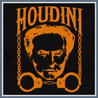 Harry Houdini T SHIRT vintage poster design S M L XL XXL Magic cards handcuffs T