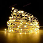2/5/5m Usb Led Copper Wire String Fairy Light Strip Lamp Xmas Party Waterproof