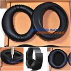 Genuine Leather Cushion Ear Pad For Sony CECHYA 0080 PS3 PS4 Gaming Headsets L R