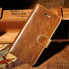 Hot Flip Leather Removable Wallet Card Magnetic Case Cover For iPhone 7 6S Plus