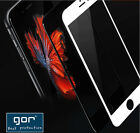 GOR 9H Tempered Glass Screen Protector Film 3D Full Cover Arc Edge For 7 7 Plus
