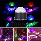 Sunflower Music Active RGB Rotating LED Stage Crystal Ball Dec Party Disco Light