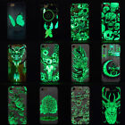 Dark Glowing Soft TPU Silicone Luminous Case Cover Skin For iPhone 7 /7 Plus 6S