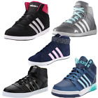 Adidas Neo Hoops Vulc Daily Twist Mid Trainers  Womens Size