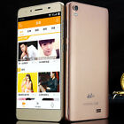 "M5 5"" Unlocked Quad Core Android Smartphone IPS Dual SIM GSM GPS  Cell Phone."