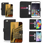 faux leather wallet case for many Mobile phones - close up guitar