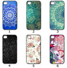 iPhone Samsung Hard CASE Phone COVER Vintage Floral Amazing Collection M16c