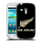 HEAD CASE DESIGNS VINTAGE FLAGS SOFT GEL CASE FOR SAMSUNG GALAXY S3 III MINI