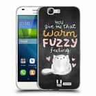 HEAD CASE DESIGNS MOONSTRUCK AND BEWILDERED SOFT GEL CASE FOR HUAWEI ASCEND G7