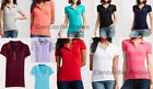 NWT AEROPOSTALE Authentic Aero Womens A87 Pique Polo Shirt S,M,L,XL,XXL.Read
