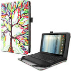 Folio Cover Case for RCA 10 Viking II / Pro / Cambio W101 V2 10.1 inch Tablet PC